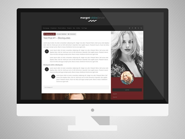 WP Premade #08