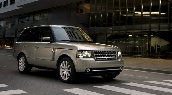 2010 Range Rover LM Factory Service and Repair Manual