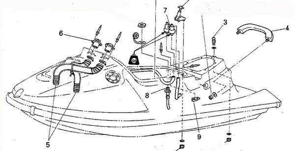 Yamaha Wave Venture WVT700 WVT1100 Service Repair Manual Download