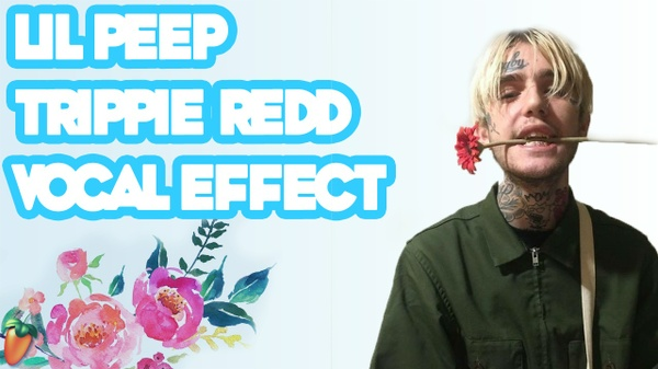 LiL Peep Redd Recording Template