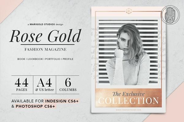 ROSE GOLD | Magazine