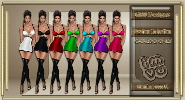 Monika Dress 58 CATALOG ONLY