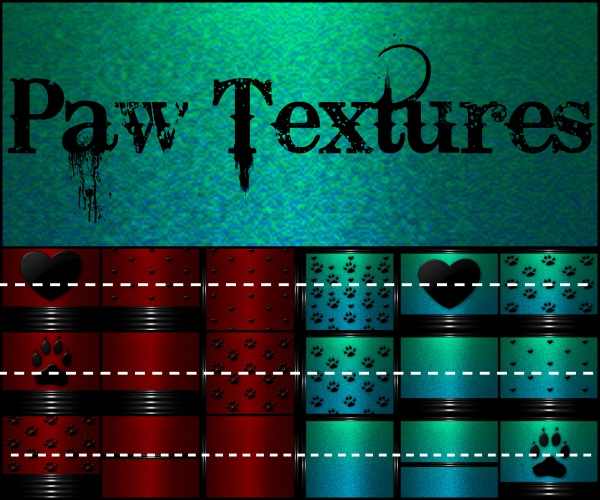 Paws Room Textures