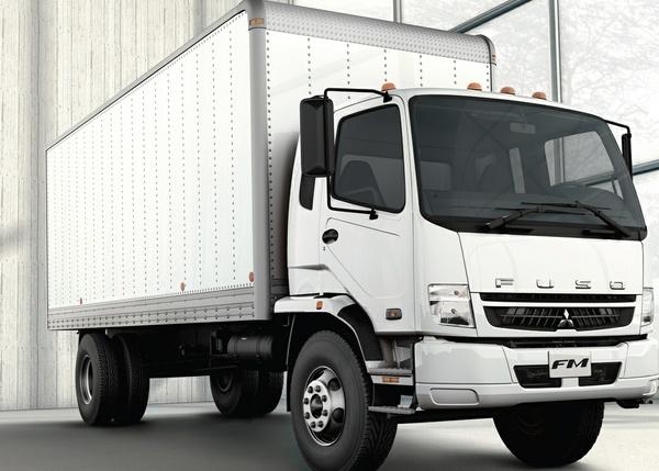 2005-2007 Mitsubishi Fuso Truck FE FG FK FM Service Repair Manual