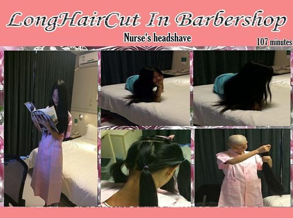Nurse's headshave