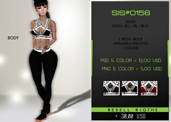 SIS#0156 | PNG