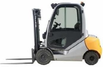 Still Forklift Truck Type RX70-22, RX70-25, RX70-30, RX70-35: 7321-7324, 7329-7330 User Manual