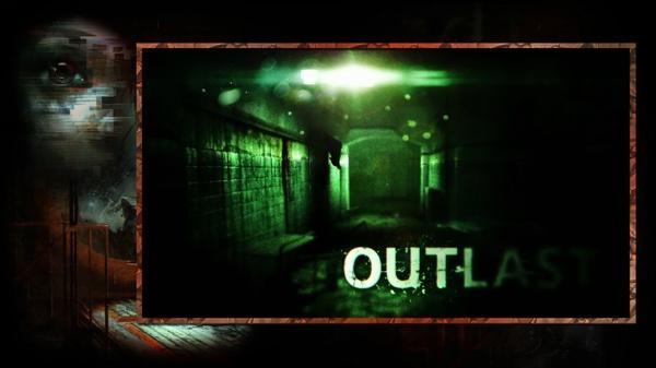Horror Twitch stream Animated overlay - Soma theme