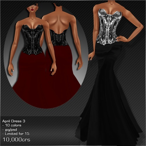 2013 APRIL DRESS # 3