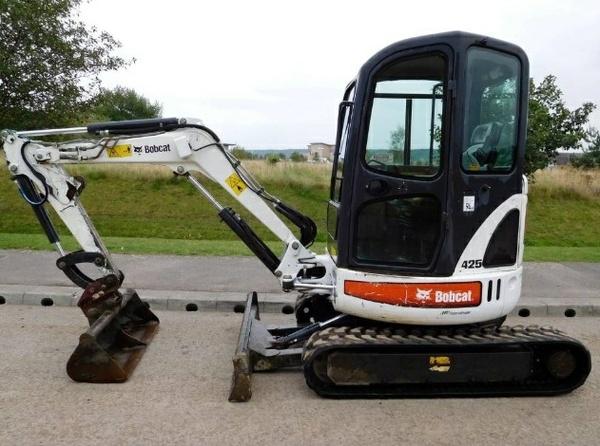 Bobcat 425 Compact Excavator Service Repair Manual DOWNLOAD (S/N A1HW11001 & Above)