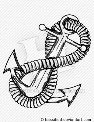 Infinity Anchor