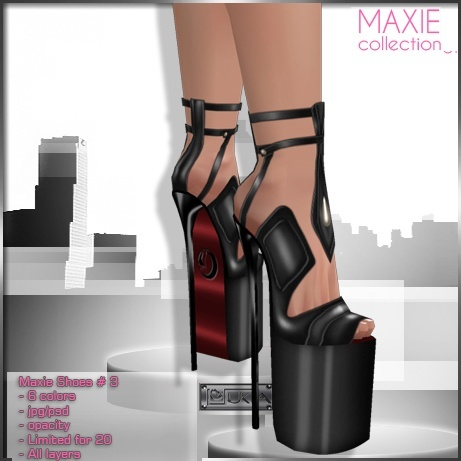2014 Maxie Shoes # 3