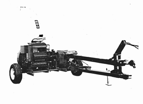 GEHL CB860 Forage Harvester Parts Manual