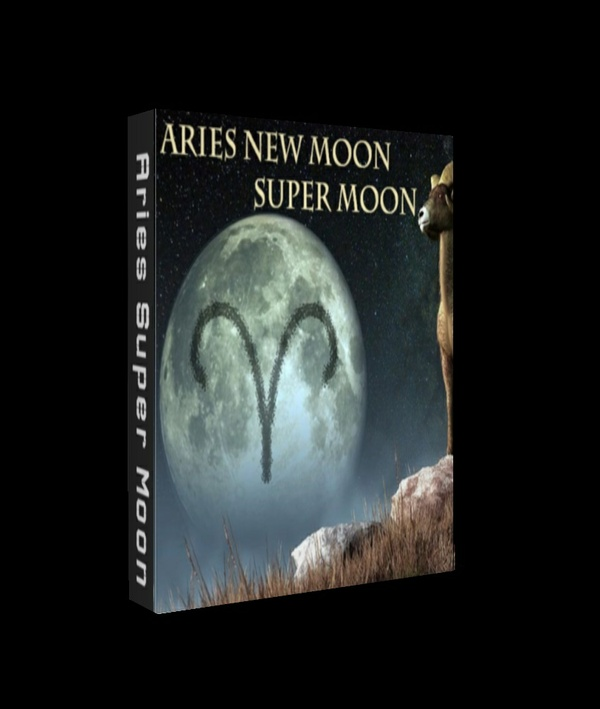 Aries Super Moon Talisman