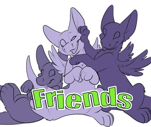 Friends Template
