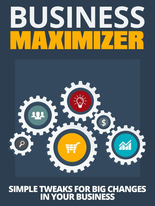 Business Maximizer