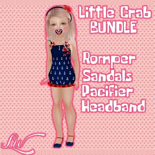 Little Crab BUNDLE