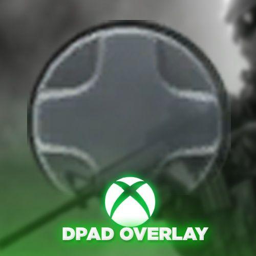(MW2) XBOX D-Pad
