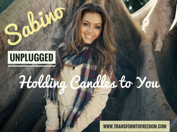 """Holding Candles to You"". Sabino, Unplugged."