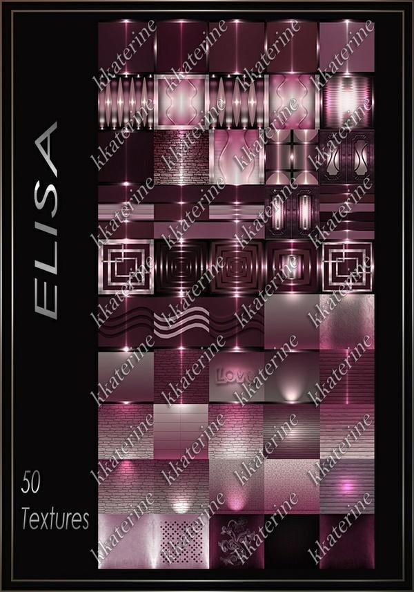 ELISA 50 TEXTURES 256x256