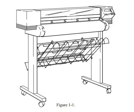 HP C2858A / C2859A DesignJet 650C Plotters Service Repair Manual