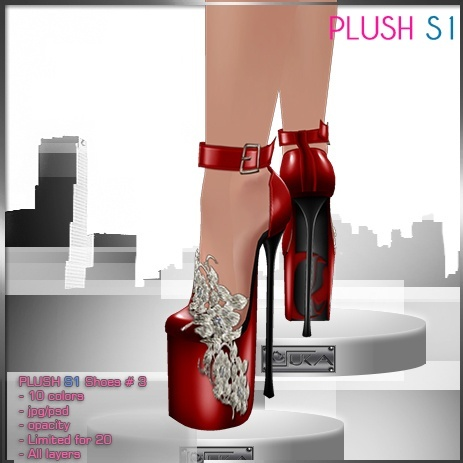 2014 Plush S1 Shoes # 3