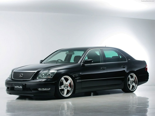 2003-2006 Lexus LS430, OEM Service and Repair Manual (PDF)