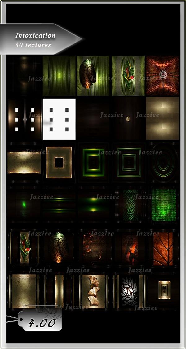 Intoxication-31 Textures
