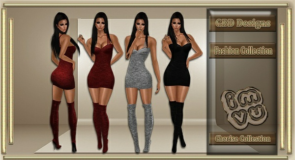 Cherise Collection CATALOG ONLY