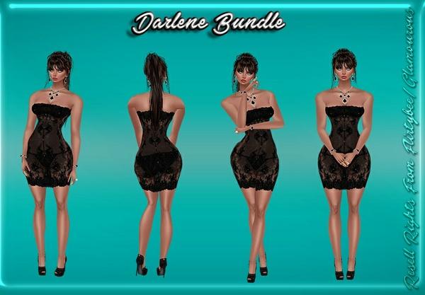 Darlene Bundle Catty Only!!!