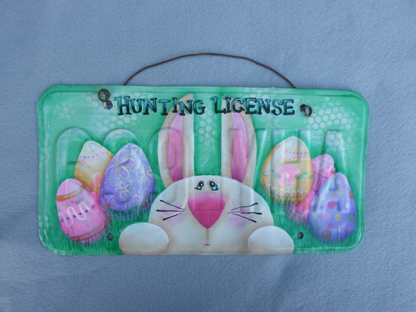 e582 Hunting License