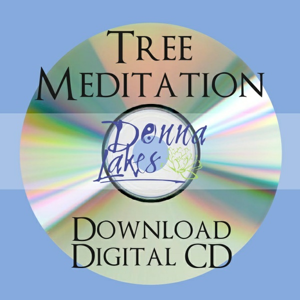 Tree Meditation Digital CD