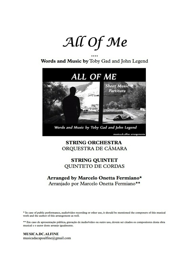 All of Me - String Orchestra - Score and parts in Ab.pdf