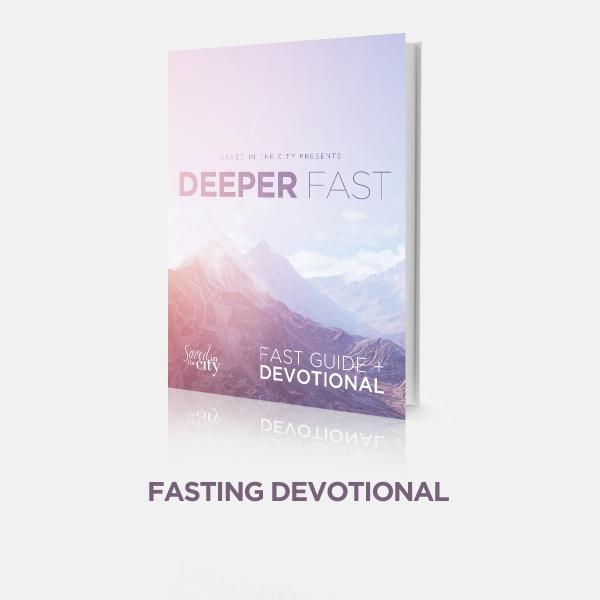 2018 Deeper Fast Devotional