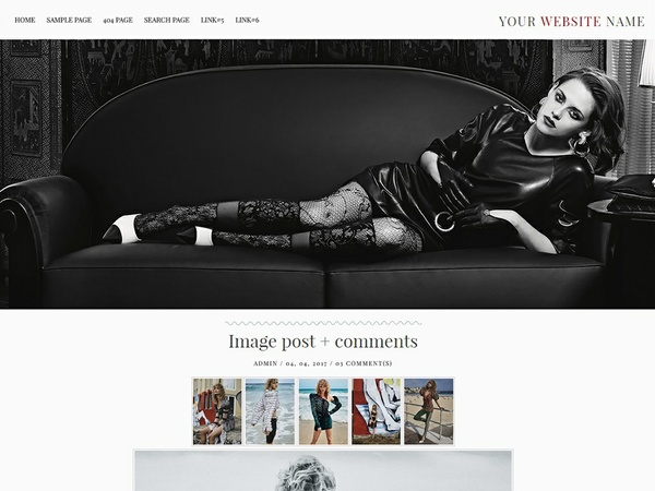 Wordpress Premade #007.1