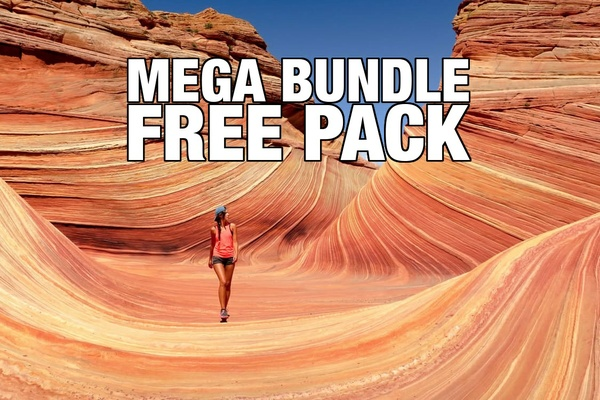 8 in 1 Mega Bundle Trial Pack for FCPX