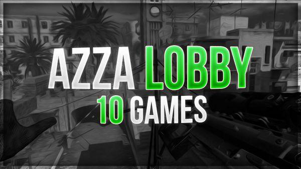 BO2 Azza Lobby 10 Games w/ Correct MB