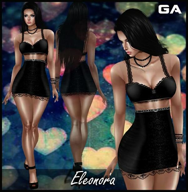 Eleonora Dress GA
