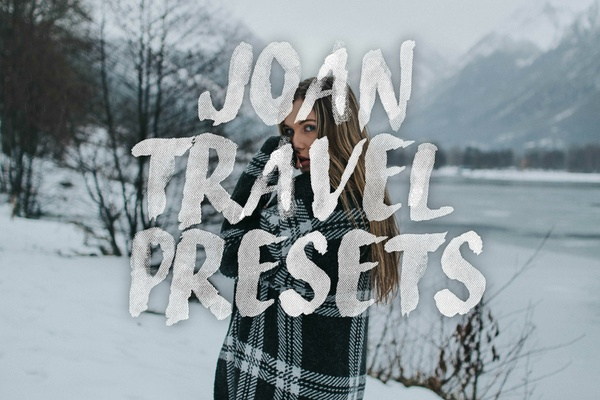 Joan Lightroom Travel Presets