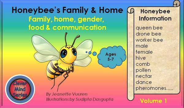 HONEYBEE FACTS: HONEYBEE'S FAMILY & HOME JEANETTE VUUREN