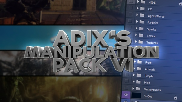 Adix's Manipulation Pack V1