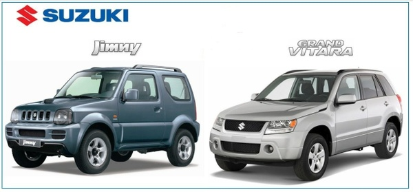 Suzuki Jimny & Grand Vitara Workshop Manuals.