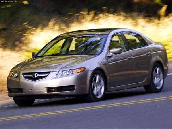 2004 Acura TL  OEM Service and Repair Manual