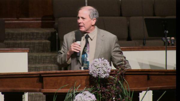 Rev. Bob Addington 7-23-14pm