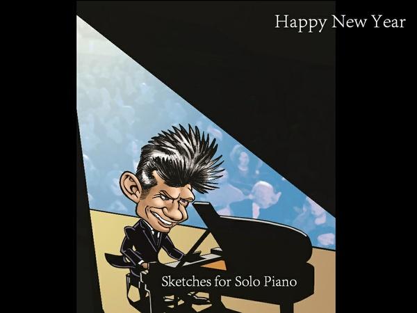 Happy New Year Sheet Music / Solo Piano