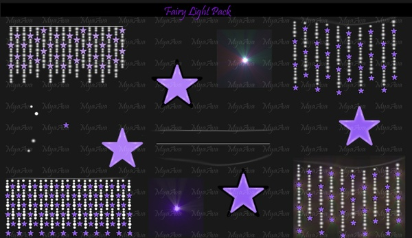 Fairy Light Pack