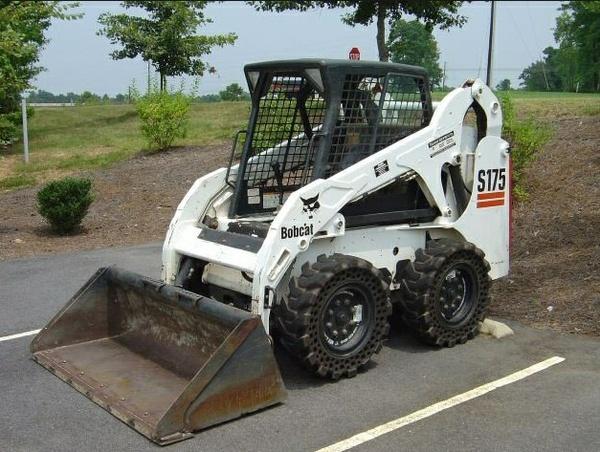 Bobcat S175 Skid - Steer Loader Service Repair Manual DOWNLOAD (S/N A3L511001 - A3L519999)