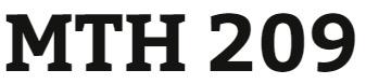 MTH 209 Week 2 Beginning and Intermediate Algebra, Ch. 6, Sections 6.1–6.4 & 6.6