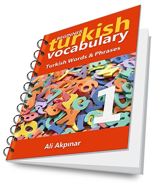 Turkish Language Grammar & Vocabulary Books (Beginner ...