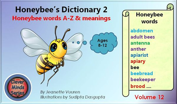 EBOOK HONEYBEE'S DICTIONARY 2 VOLUME 12 (AGES 8-12)